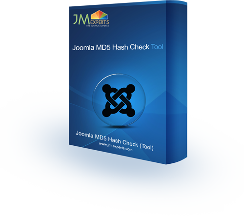 JM Joomla MD5 Hash Check